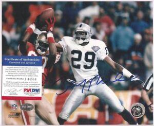Jerry Rice Signed 8x10 Photo PSA DNA COA SF San Francisco 49ers Autographed a
