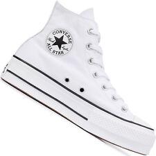 Converse Chuck Taylor All Star Sollevare Hi Sneaker Donna Tessile 6a9e0f19b73