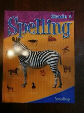PURPOSEFUL DESIGN GRADE 1 SPELLING WORKBOOK