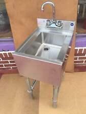 Commercial Single Compartment Bar Sink, Bar Hand Sink, Dump Station