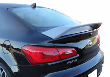 UNPAINTED REAR WING SPOILER FOR A KIA FORTE COUPE KOUP 2-DOOR 2014-2017