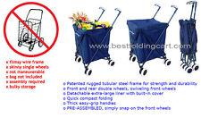 Versacart Transit Folding Cart, original patented shopping and utility cart