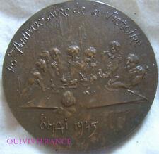MED8831 - MEDAILLE 40e ANNIVERSAIRE DE LA VICTOIRE 1945-1995 par FONTALAVIE