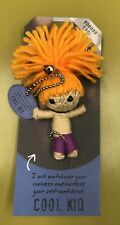Voodoo Doll  COOL KID Watchover Doll Brand New  Key chain String Doll (NEW)