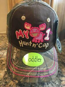 "OC Outdoor Team Realtree Camo ""My 1st Huntn' Cap"" , Adjustable-WW ship--NEW"
