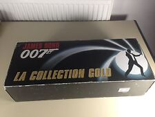 COFFRET COLLECTOR JAMES BOND 007  18 VHS