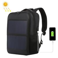 HAWEEL HWL2180 14W USB Solar Power Charging Backpack Bag Outdoor Camping Hiking