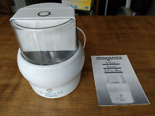 Magimix Le Glacier 1.1 Ice Cream Maker