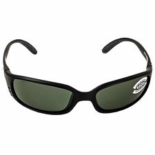 7cbec0d33b Costa Brine Polarized Sunglasses - Costa 580 Glass Lens Matte Black Gray