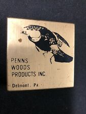 New listing Vintage Penn Woods Mouth Call Box