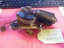 91 92 93 94 95 MAZDA PROTEGE WIPER MOTOR USED