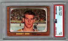 1966-67 Topps #35 Bobby Orr Bruins Rookie PSA 1 (way Undergraded)
