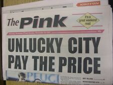 21/11/1993 Coventry Evening Telegraph The Pink: Main Headline Reads: Neal's Men