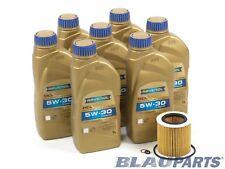 BMW 335i Oil Change Kit - 2007-16 - 3.0L - 5w30 BMW LL-01 (E90,E92,E93,F30,F34)