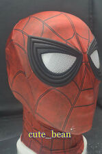 US SHIP Spider-Man:Homecoming 3D Eyes Mask Cosplay Prop Halloween Lycra Mask