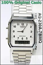 Stainless Steel Band Unisex Polished 30 m (3 ATM) Watches