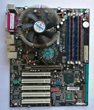 Abit IC7-G i875P Motherboard with Pentium 4 3.2GHz HT CPU and 3GB RAM - Test OK!
