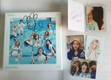 Twice Page Two MOMO Singed Album  Autographed CD Mwave