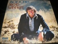 Jack Jones - Bread Winners - Vinyl Record LP Album - SF 8280 - 1972
