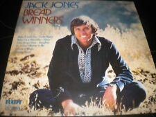 Jack Jones - Bread Winners - Vinyl Record LP Album - SF 8280 - 1972