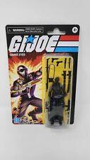 "GI Joe Retro Series - Snake Eyes (Sealed) 3.75"" Figure"