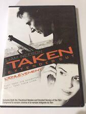 Taken (DVD, 2009, Canadian)