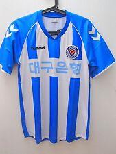 Daegu FC Home Football Soccer Jersey Shirt, KLeague, BNWT, Asian XXL, UK L size