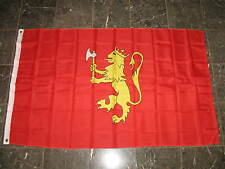 3x5 Norway Royal Standard Crown Ensign Flag 3'x5' Norweigan Banner Kingdom