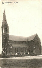 AK Moerkerke De Kerk Westflandern Belgien ca. 1920
