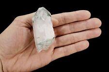 """Green Phantom Quartz 3"""" x 1.5"""" 3 Oz Rocks and Minerals Specimen Healing Crystals"""