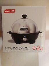 Dash Rapid Egg Cooker 6pcs Capacity Electric Egg Cooker