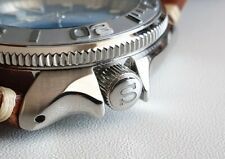 Crown and Stem for Seiko SKX007, SKX009, SKX171 and SKX173 with 'S' engraving