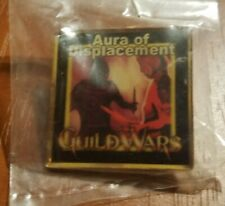 "[NEW] Guild Wars Collectible Skill Pin - Series 2  - ""Aura of Displacement"""