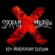 Sixx:A.M. - The Heroin Diaries Soundtrack: 10th Anniversary Edition [CD]