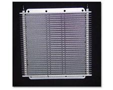 PWR PWO0528 Trans Oil Cooler - 280 x 255 x 19mm (3/8 BARB) Oil Cooler