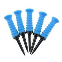 Plastic Blue Golf Tees Außen Durable Golf Zubehör U6B2 S1G4 B3L5 N9L0