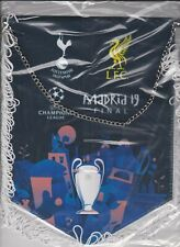 PENNANT CHAMP. LEAGUE  FINAL 2019  LIVERPOOL- TOTTENHAM /UEFA OFFICIAL PRODUCT)