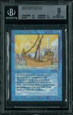 Magic MTG Arabian Nights Merchant Ship BGS 9 (8.5, 9, 9.5, 9.5)