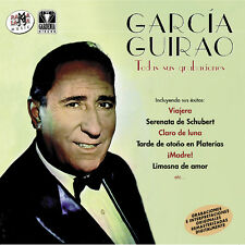 GARCIA GUIRAO-TODAS SUS GRABACIONES -3CD
