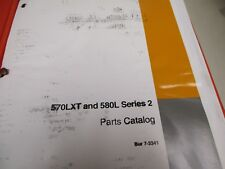 Case 570LXT 580L Series 2 Loader Parts Catalog
