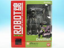 [FROM JAPAN]Robot Spirits Eureka Seven Devilfish Action Figure Bandai