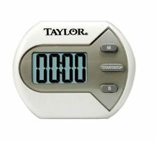 Taylor Precision Products Digital Kitchen Minute Second Timer