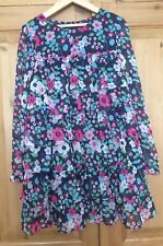 John Lewis Beautiful Floral Summer/Party Dress Age 9 Years