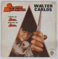 Walter Carlos 45 tours Orange mécanique 1972