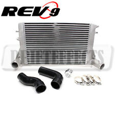 For A3/S3 VW Golf GTI Jetta MK5 MK6 Passat Rev9 Front Mount Intercooler Kit Ver2