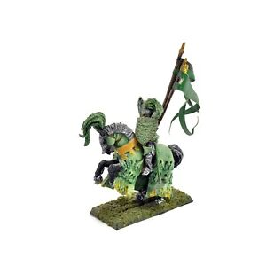 BRETONNIA The Green Knight converted #1 METAL Painted Warhammer Fantasy