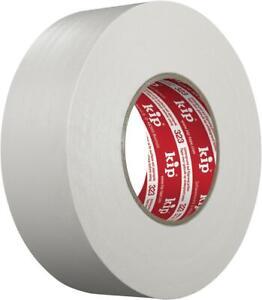 Kip Gaffer´s Tape Gewebeband 50m lang 50mm Breit Weiß Klebeband Panzertape Gaffa