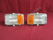 NOS OEM Cadillac Deville FWD Side Cornering Lamp Light 1985 - 86 PAIR