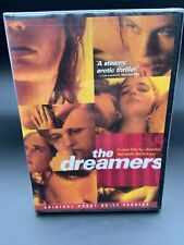 The Dreamers (Nc-17 Version) / Factory Sealed / Usa Format / Ntsc