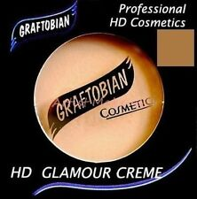 Graftobian HD Glamour Crème Foundation Diva (N) 1/2 oz Bronze #4
